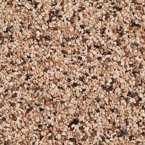 Chinese Bauxite Buff 1-3mm-0